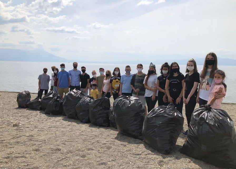 STRUGA / September 19th is the World Cleanup Day